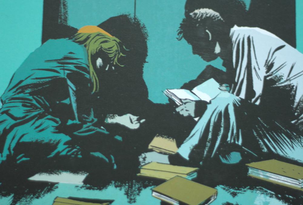 Графический роман Рэя Брэдбери