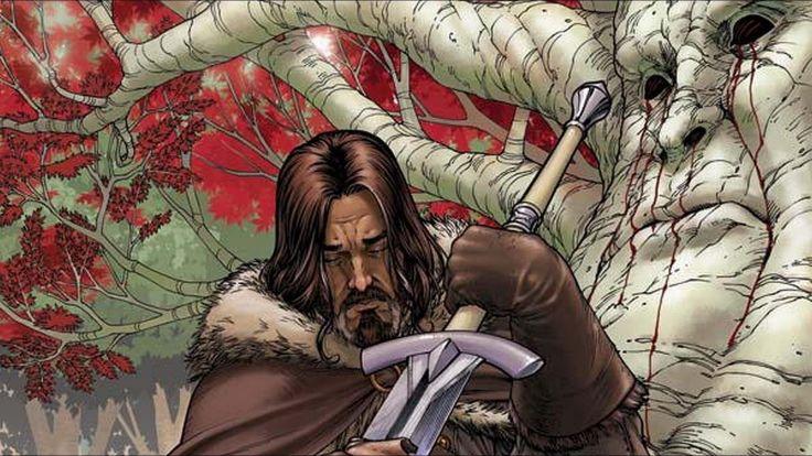 Книга 1. Графический роман Игра престолов
