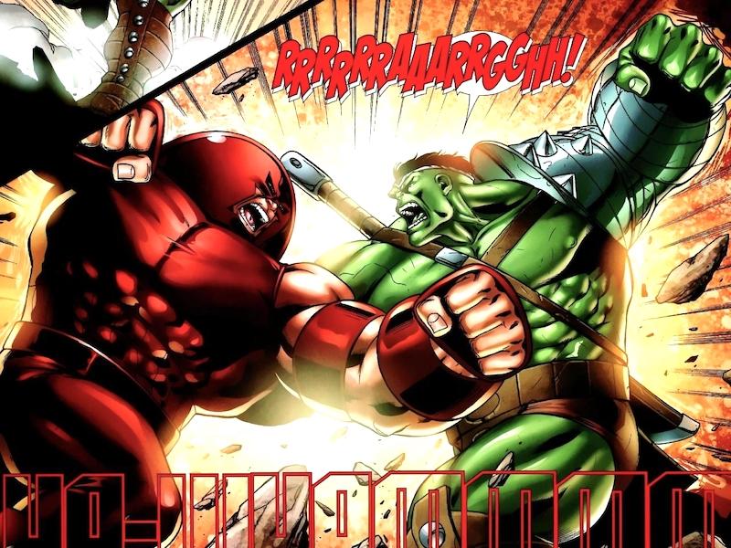 Juggernaut Marvel Comics